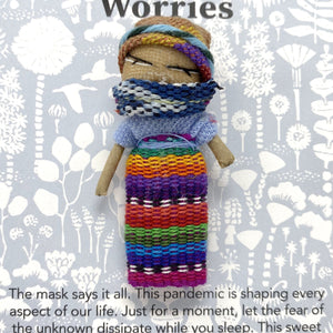 Worry Doll - Covid-19