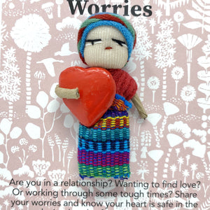 Worry Doll - Relationship