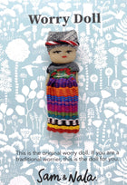 Worry Doll - Traditional