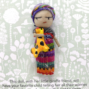 Worry Doll - Child