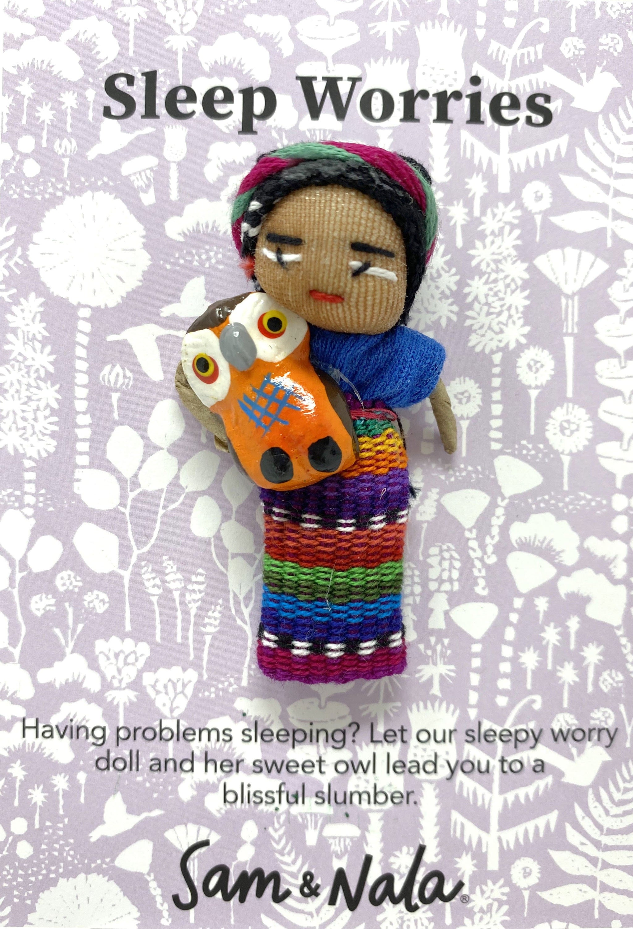 Worry Doll - Sleep