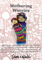 Worry Doll - Mothering