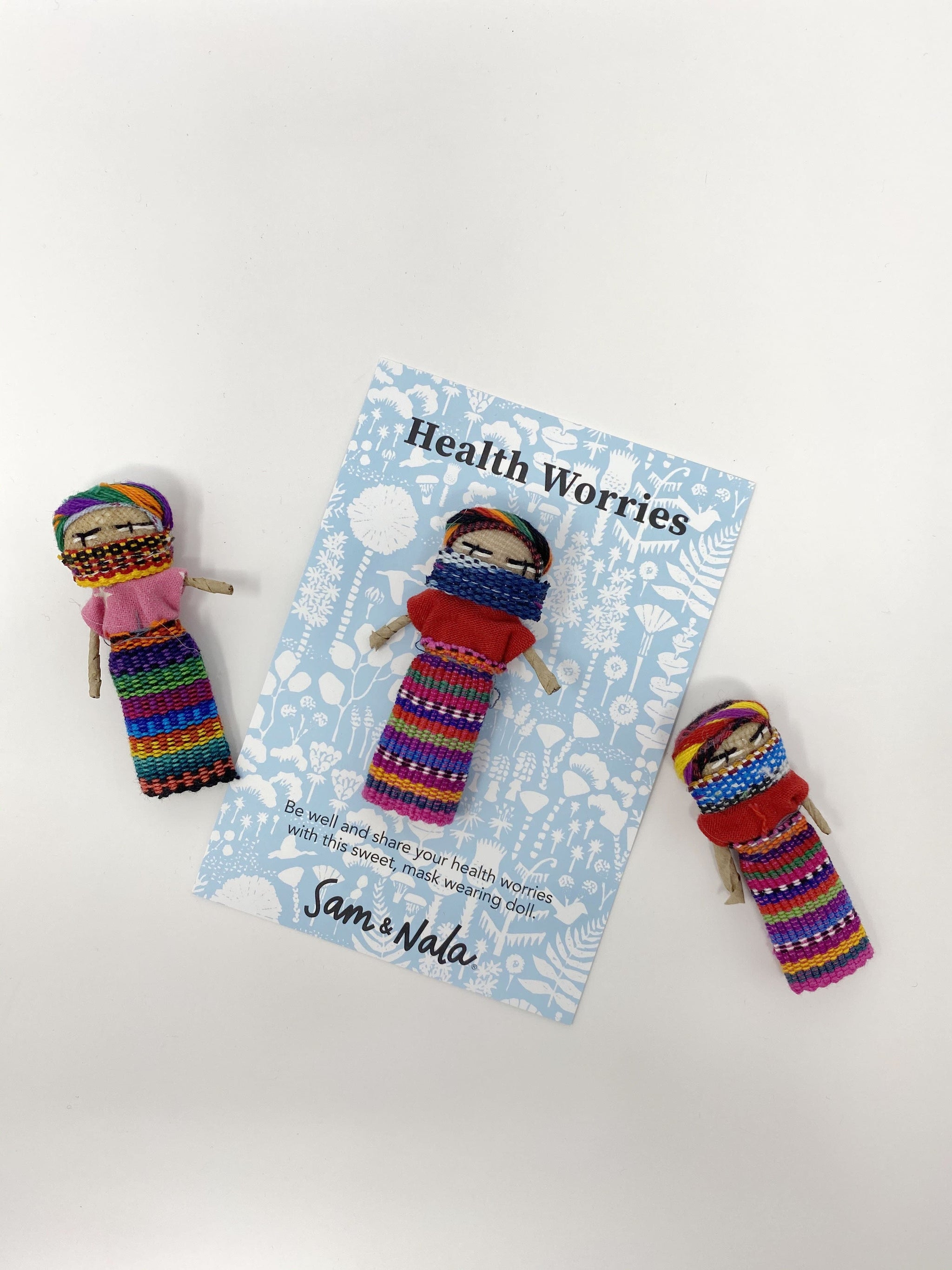 Worry Doll - Health