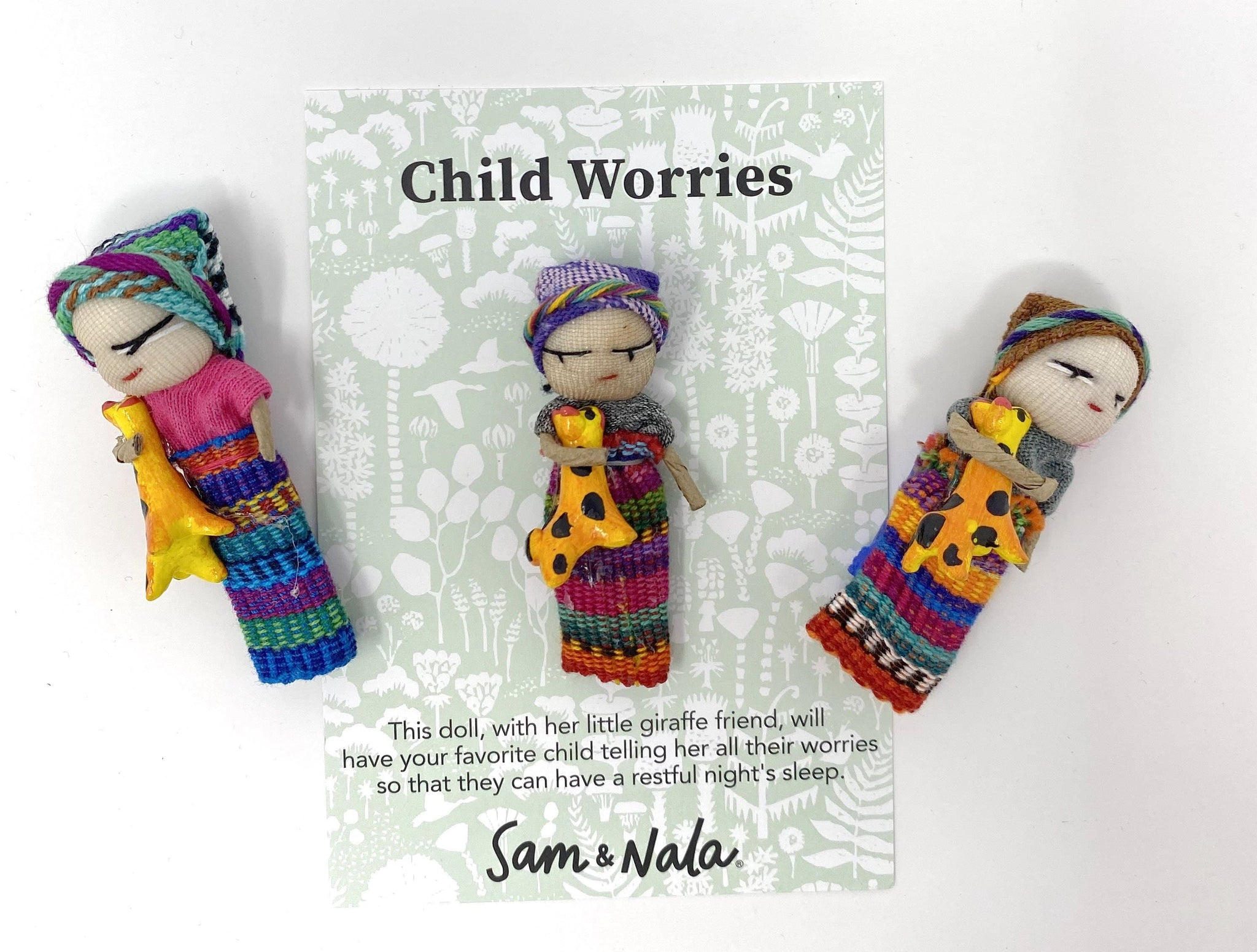 Child Worry Doll