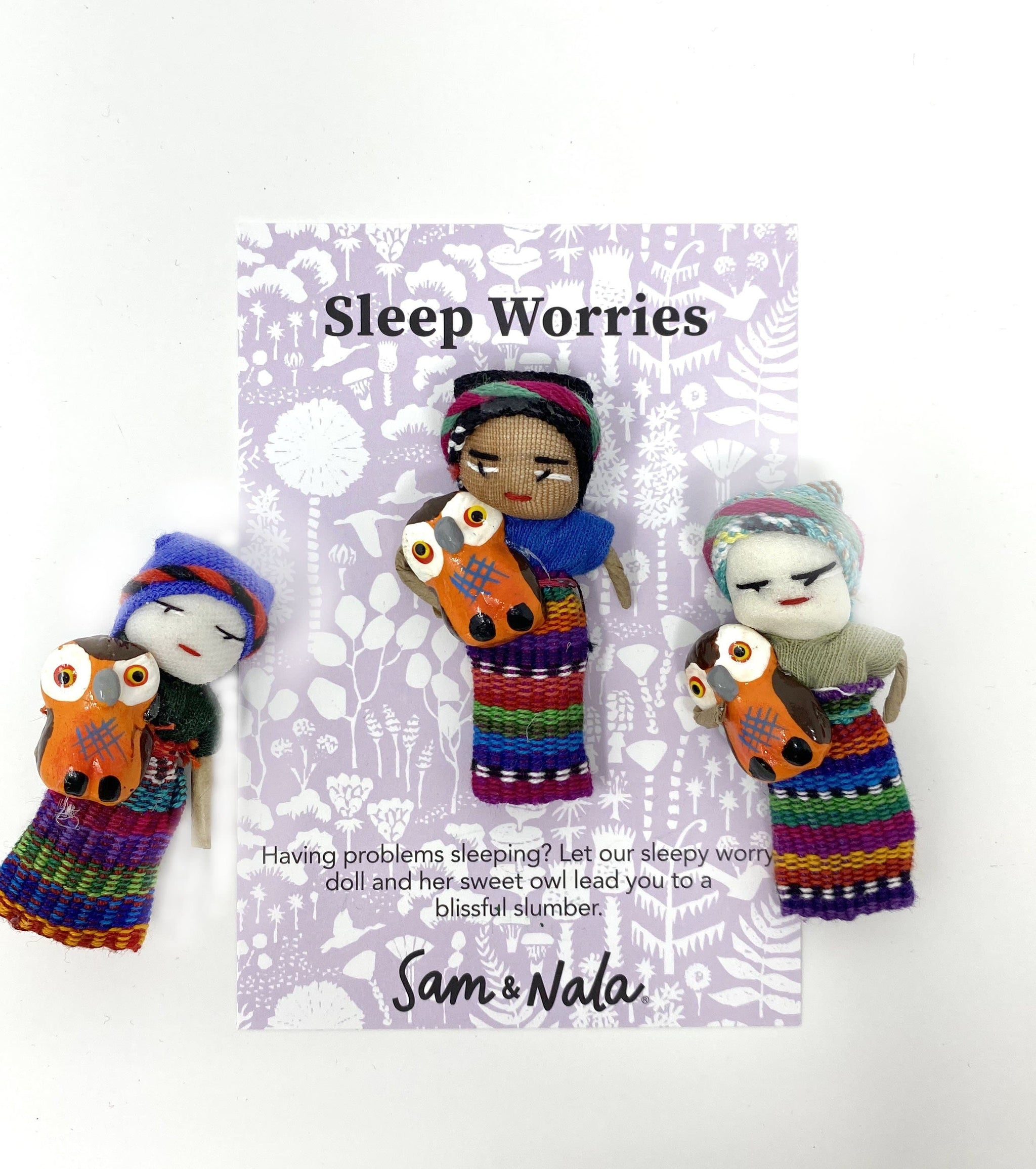 Sleep Worry Doll