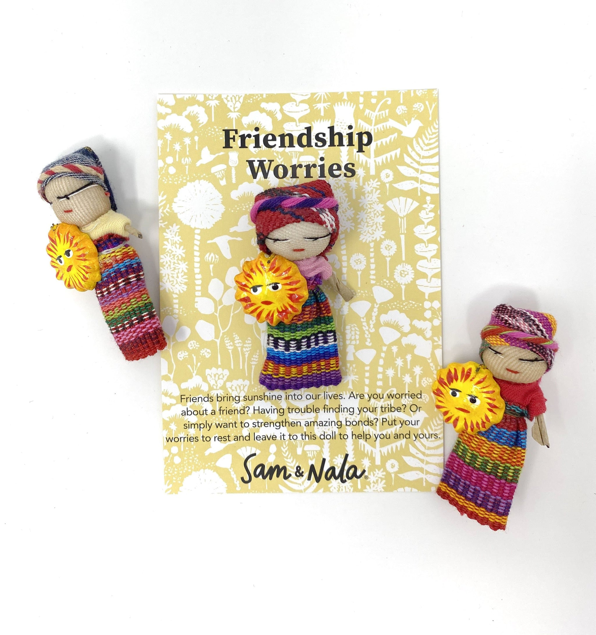 Worry Doll - Friendship