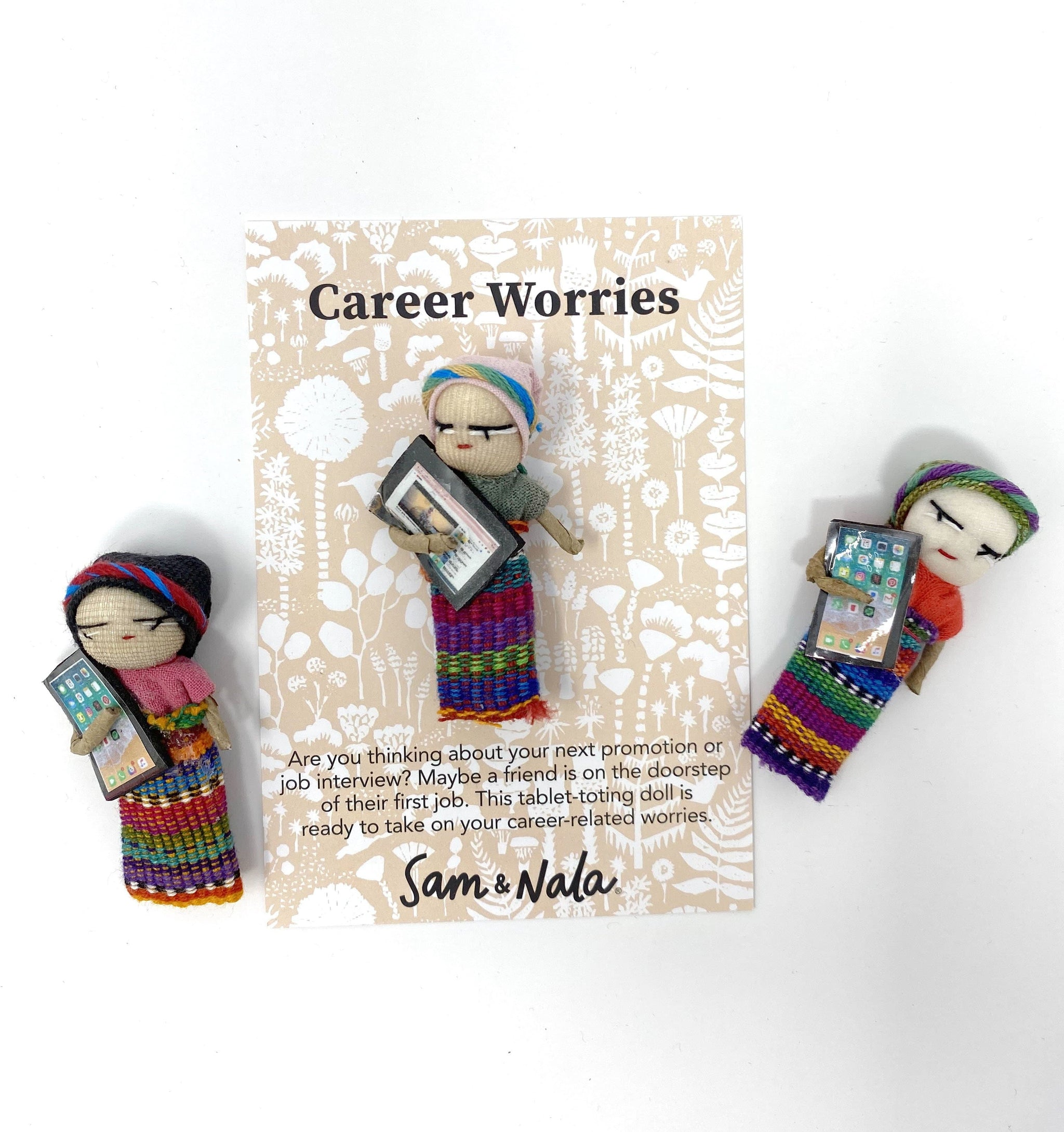 Worry Doll - Career