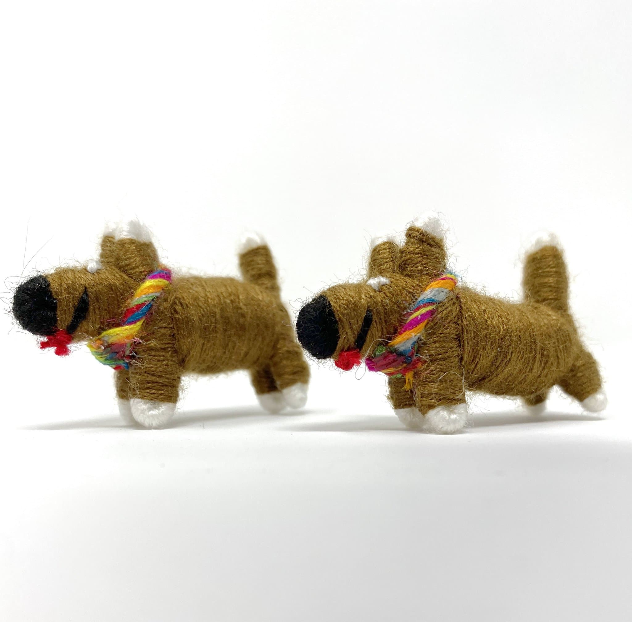 Worry Doll - Dog Worry