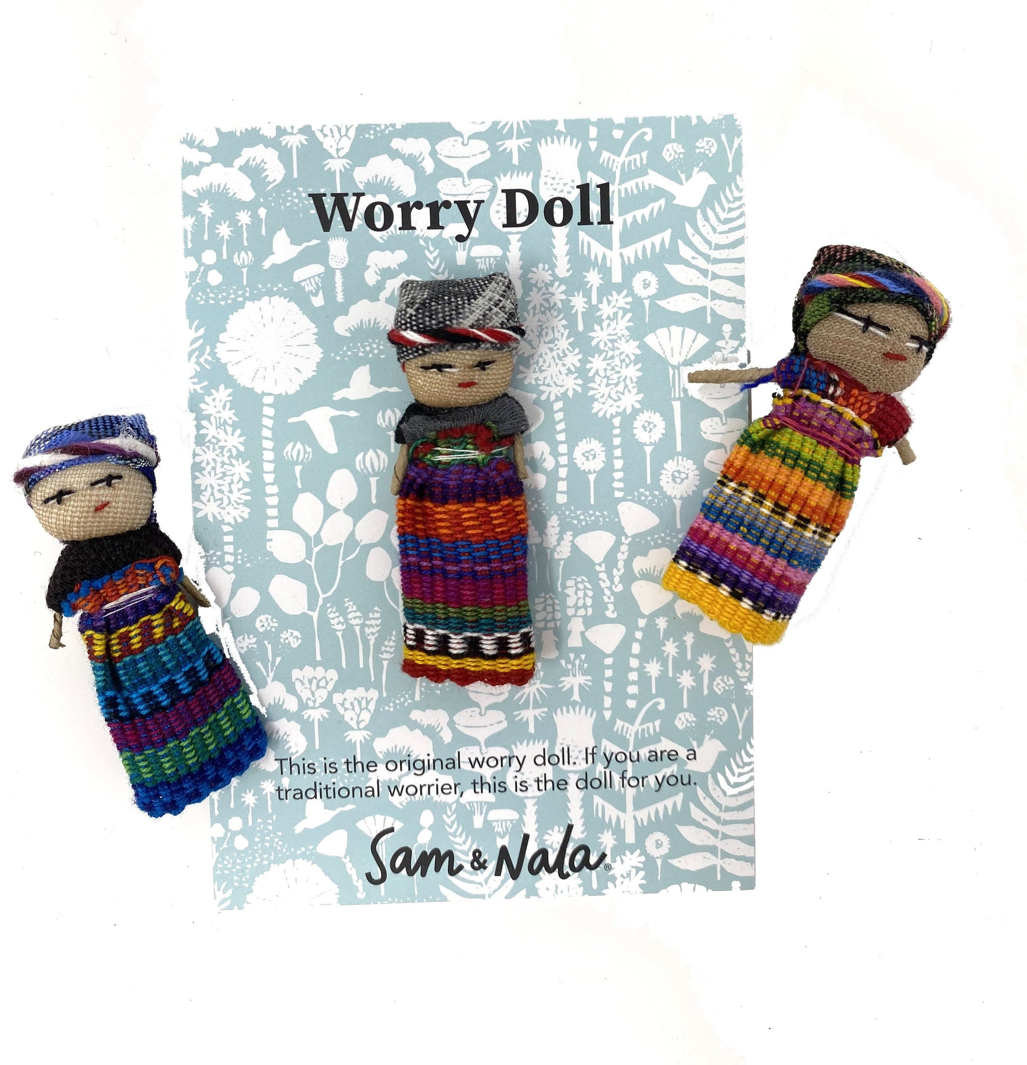 Traditional Worry Doll