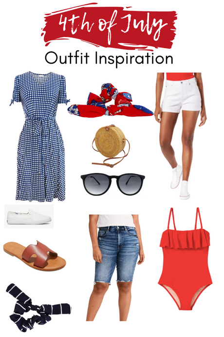 Three Fourth of July Outfits