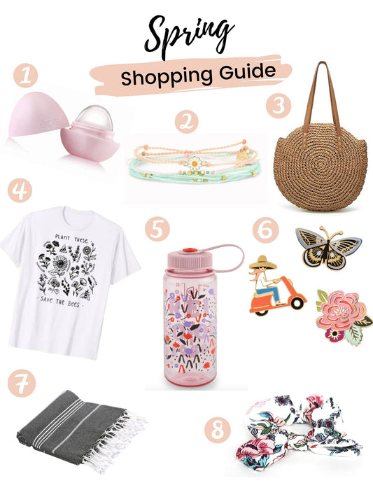 Spring Shopping Guide with Kayla Smith