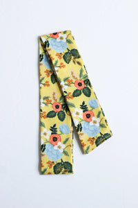 Yellow Rifle Paper Co. Hair Scarf
