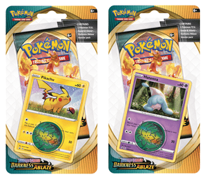 Darkness Ablaze Checklane Blister Packs & Boxes