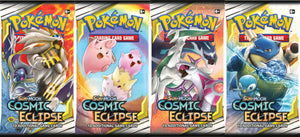 Cosmic Eclipse Booster Packs