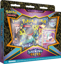 Load image into Gallery viewer, Shining Fates Mad Party Pin Collections