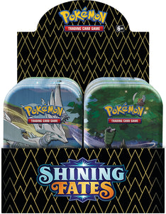 Shining Fates Mini Tins