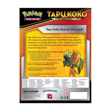 Load image into Gallery viewer, Pokémon TCG: Tapu Koko Pin Box