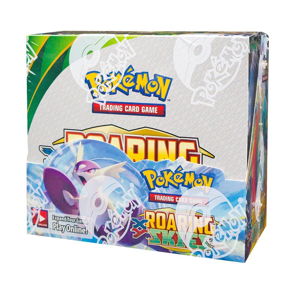 Roaring Skies Booster Boxes & Cases