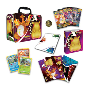 Pokémon TCG: Collector Chest (Fall 2020) (Pikachu & Charizard VMAX Lunchbox)