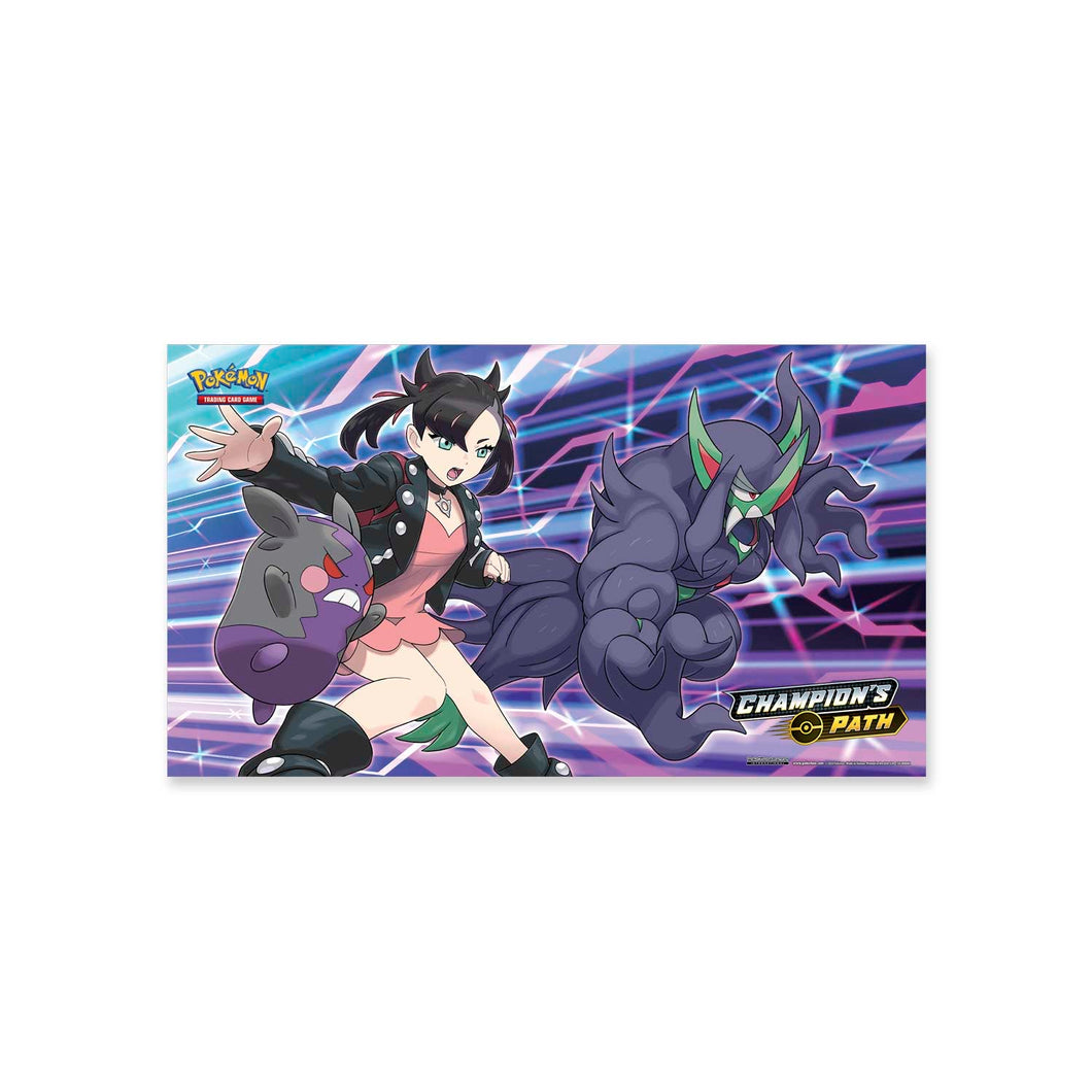 Champion's Path Premium Collection (Marnie) Playmat