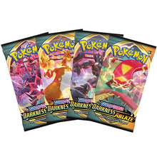 Load image into Gallery viewer, Darkness Ablaze Booster Boxes & Cases