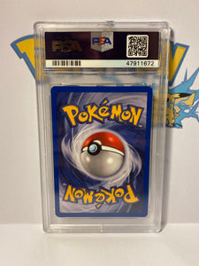 PSA 9 MINT First Edition Giovanni's Nidoking - Gym Challenge 2001 WOTC