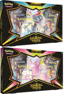 Shining Fates Premium Collection - Shiny Dragapult VMAX or Shiny Crobat VMAX