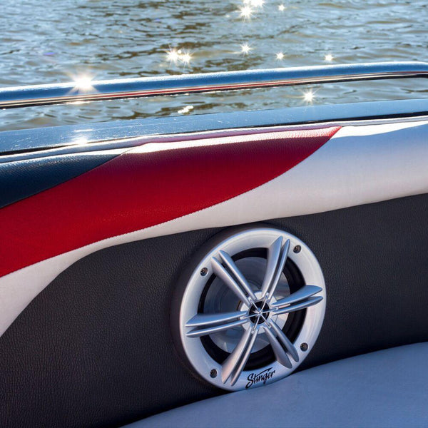 ENJOY YOUR MUSIC ON THE WATER WITH MARINE-GRADE SUBWOOFERS FROM STINGER MARINE | Stinger Electronics