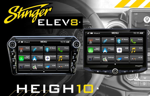 Ready For An Even Better Infotainment Experience? | Stinger Electronics