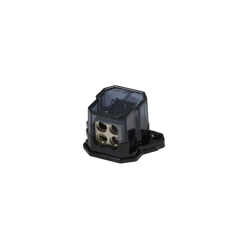 (1) 4GA Input to (4) 8GA Output Distribution Block