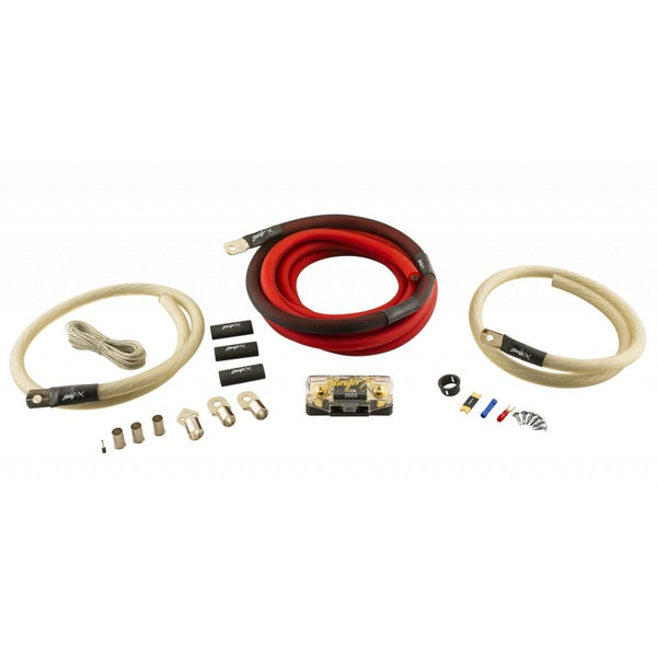 1/0 GA Power / Ground Ultimate Wiring Kit