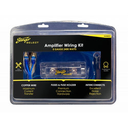1/0GA COPPER 2400W COMPLETE WIRING KIT
