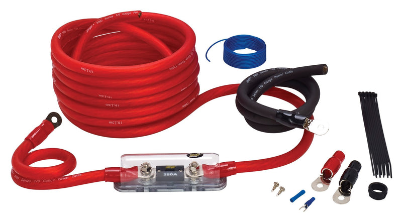 1/0GA POWER WIRING KIT