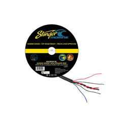 16GA INTEGRATED RGB SPEAKER WIRE