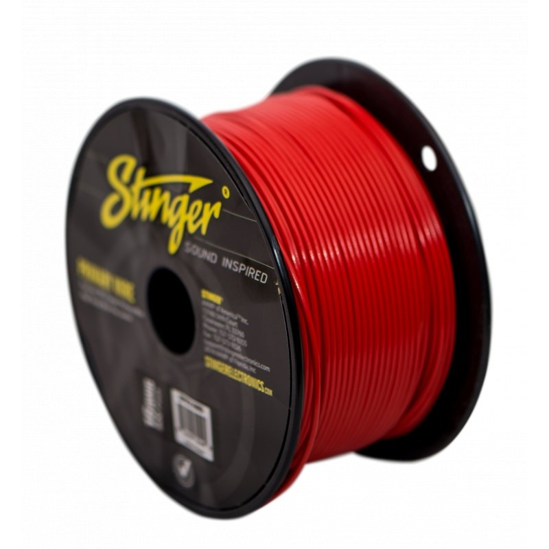 16GA PRO PRIMARY WIRE: RED 500' ROLL
