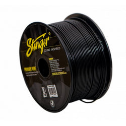 16GA PRO PRIMARY WIRE:BLACK 500' ROLL