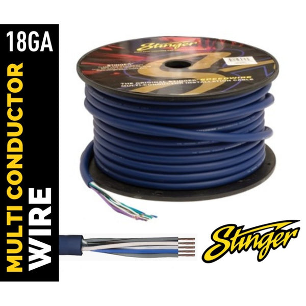 18GA 5 CONDUCTOR SPEEDWIRE 100FT