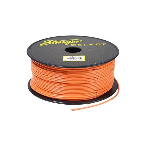 18GA ORANGE SS PRIMARY WIRE