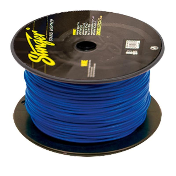 18GA PRO PRIMARY WIRE: BLUE 1000' ROLL