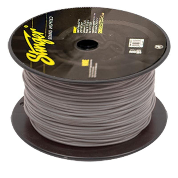 18GA PRO PRIMARY WIRE: GRAY 500' ROLL