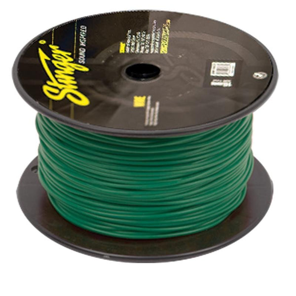 18GA PRO PRIMARY WIRE: GREEN 500' ROLL