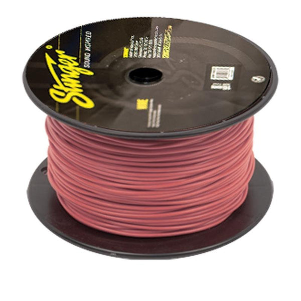 18GA PRO PRIMARY WIRE: PINK 500' ROLL