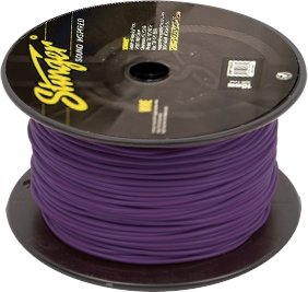 18GA PRO PRIMARY WIRE: PURPLE 500' ROLL