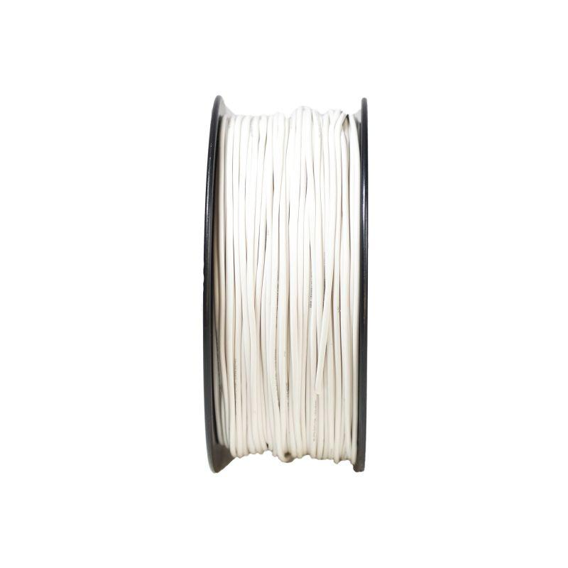 18GA WHITE SS PRIMARY WIRE
