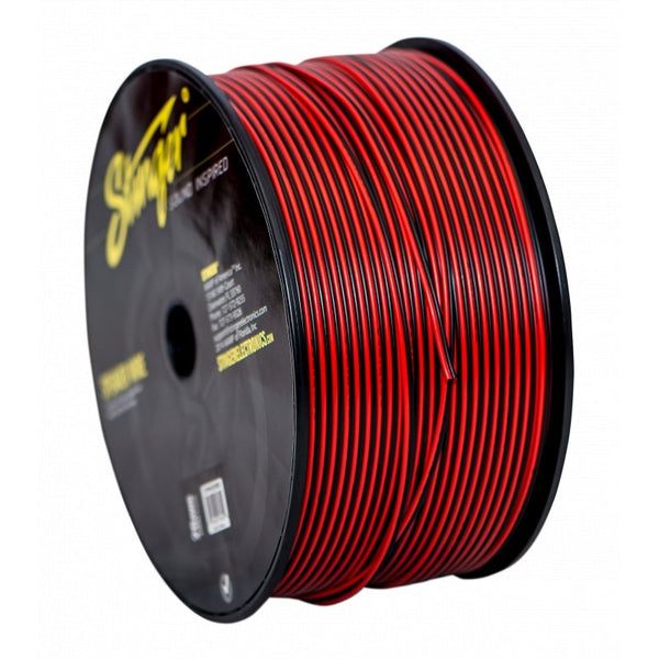20GA PRO PRIMARY WIRE: RED & BLACK 500' ROLL