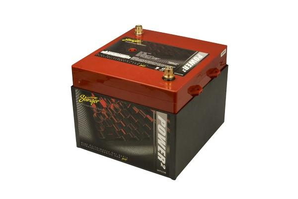 2250 AMP SPP SERIES DRY CELL STARTING OR SECONDARY BATTERY W/ PROTECTIVE STEEL CASE