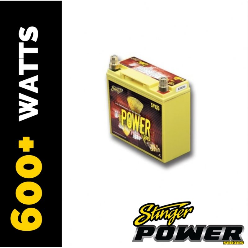 300 AMP 12V POWER SERIES DRY CELL STARTING OR SECONDARY BATTERY