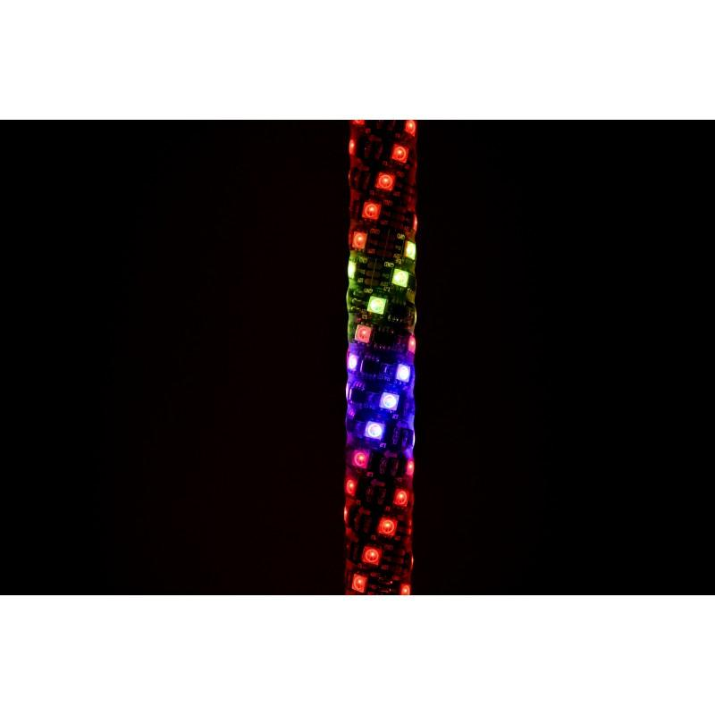 4-FOOT DYNAMIC TWISTED LED RGB WHIP LIGHT