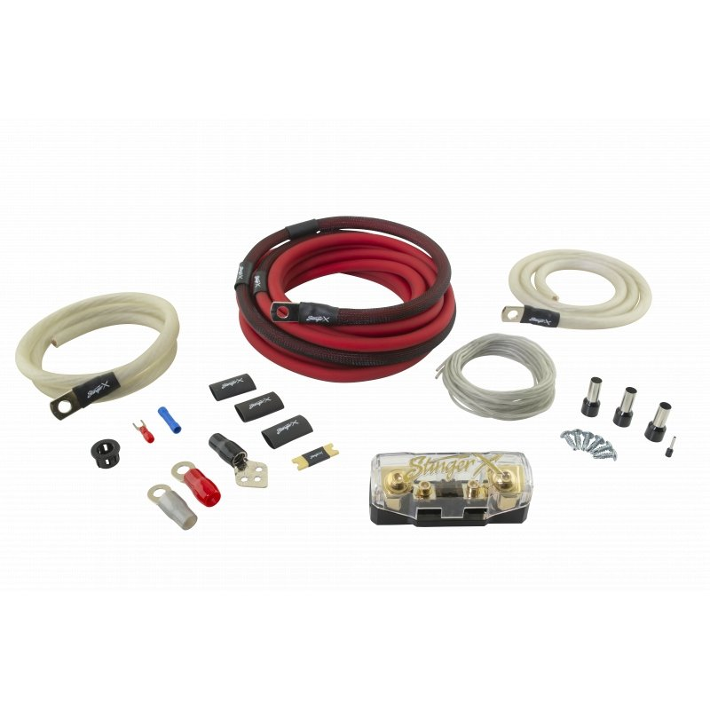 4 GA Power Ultimate Wiring Kit