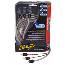 4000: AUDIO/VIDEO COAX-TWISTED INTERCONNECT 12FT/3.7M